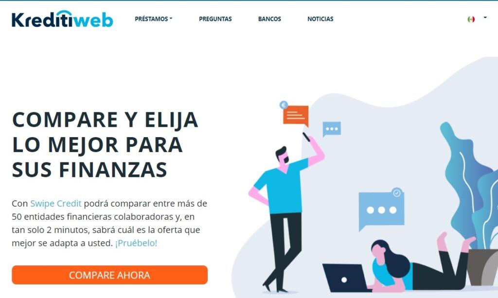 Kreditiweb México
