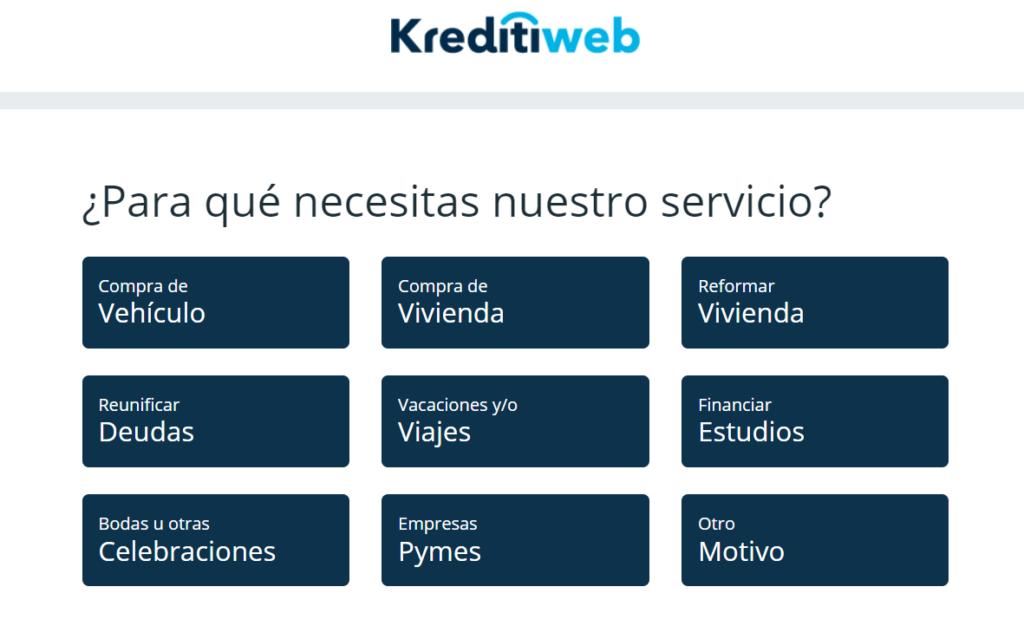 Kreditiweb Préstamos