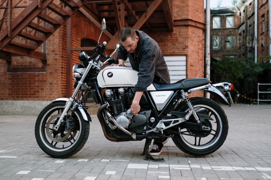 Créditos para motos tipos