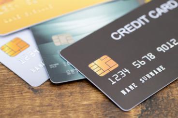 cat en tarjeta de crédito