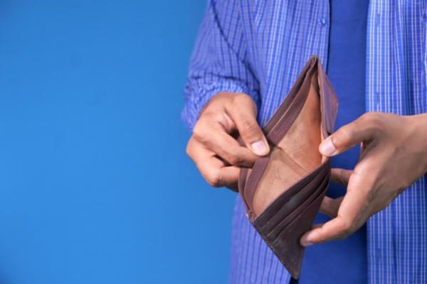 Te pueden embargar por un préstamo personal