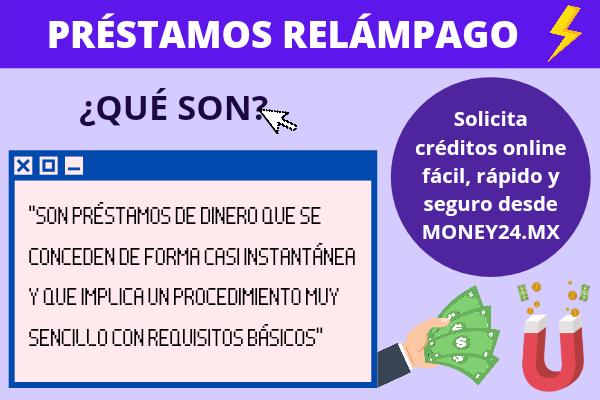 créditos relámpago
