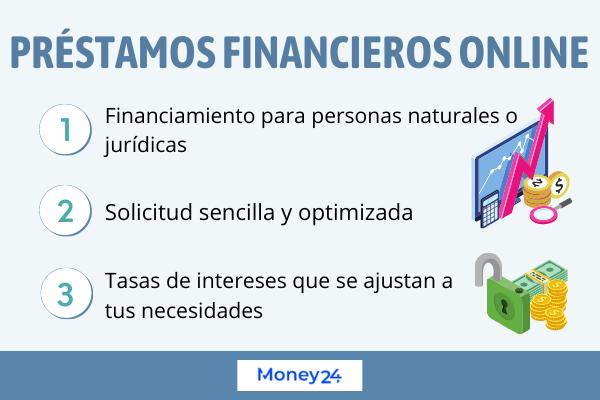 Dónde pedir préstamos financieros